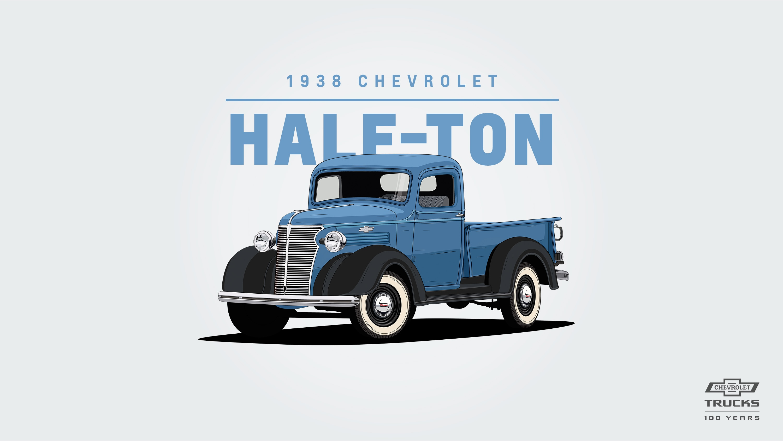 1938 Chevrolet Half-Ton - Centennial Edition | Chevrolet