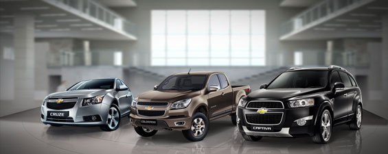 Chevrolet Delivers Eighth Straight Quarter of Record Sales