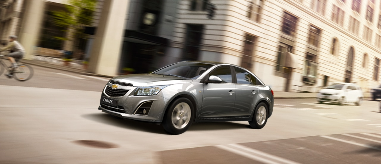 Chevrolet Achieves Record Global Sales in 2013