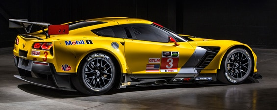 Chevrolet Unveils New Corvettes at NAIAS 2013