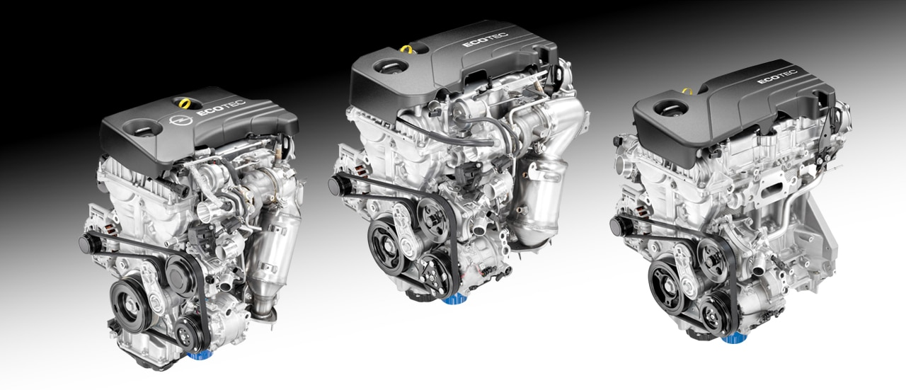 Powertrain Ecotec Announcement