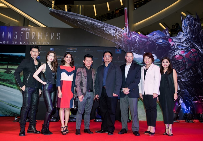 Stars Shine at Chevrolet's Gala Premiere of Transformers Movie