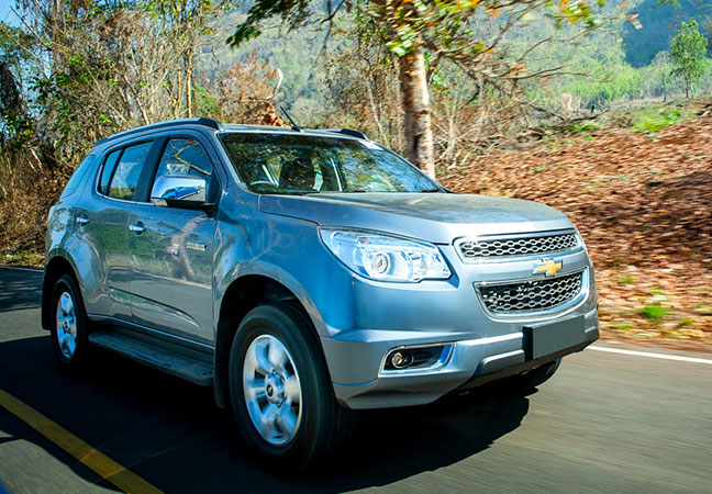 Chevrolet Trailblazer One World Play CSR