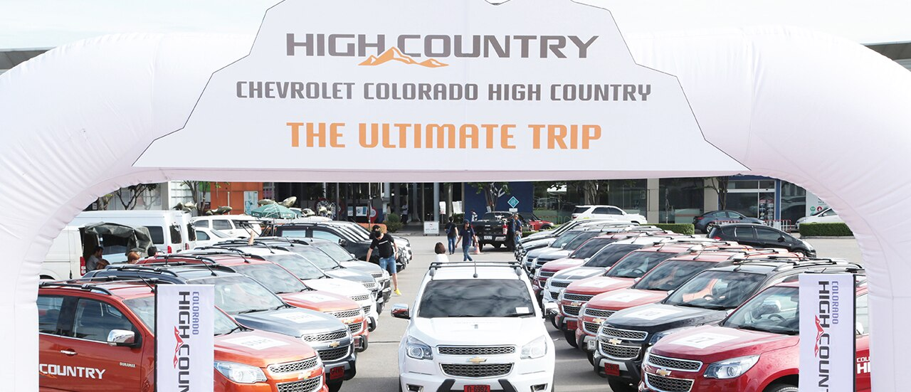 COLORADO HIGH COUNTRY : THE ULTIMATE TRIP